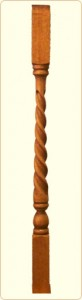 Colonial Special Rope Baluster 1