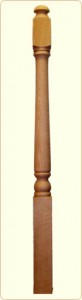 Colonial Spindle 5 in